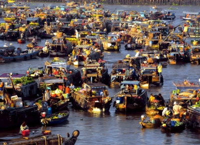 سوق تساى رانج العائم