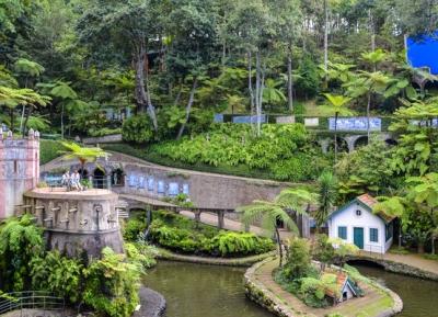 حدائق مونت بالاس تروبيكال