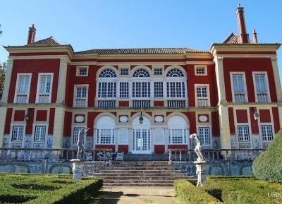 قصر ماركيز دي فرونتيرا
