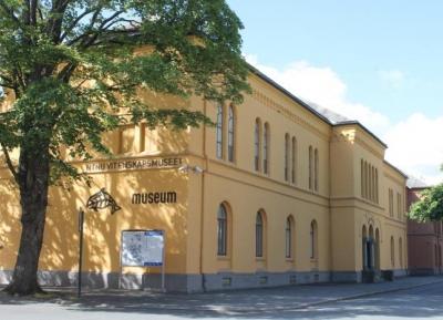متحف التاريخ الطبيعى و الاثار