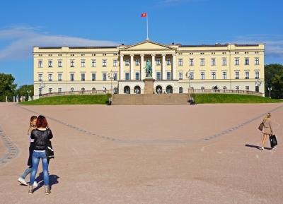 القصر الملكى النرويجى