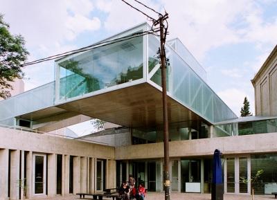 متحف المقاطعة للفنون الجميلة للفنان إميليو كارافا