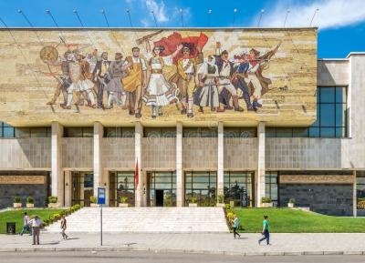 متحف التاريخ الوطنى
