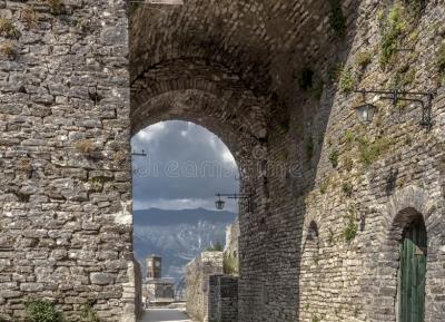 قلعة جيروكاستر