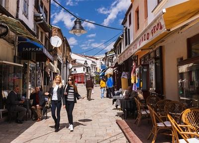 سوق البلدة القديمة - ستار سارسيا