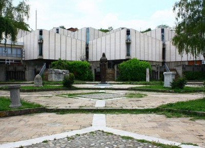 متحف مقدونيا