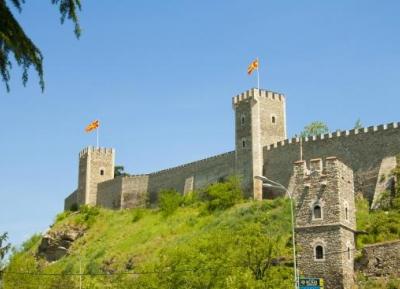 قلعة تفردينا كالي