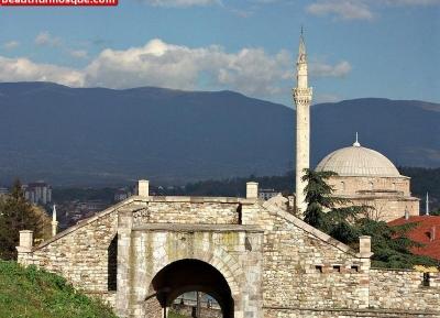 مسجد مصطفى باشا