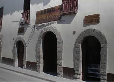 متحف أندريس أفلينو كاسيريس