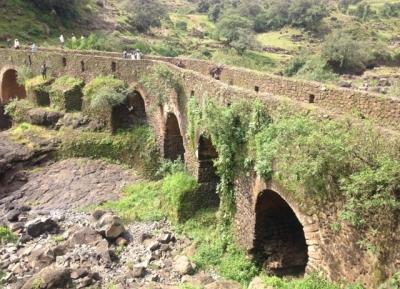 جسر النيل الازرق