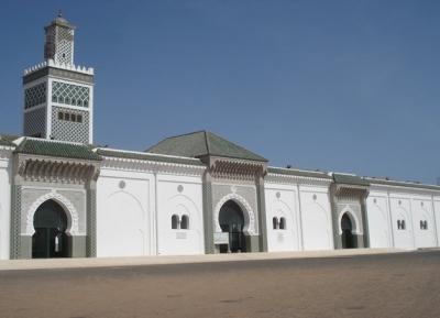 مسجد داكار الكبير