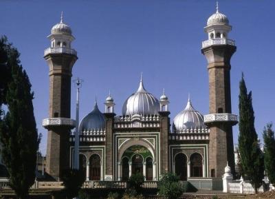 مسجد جامع نيروبى