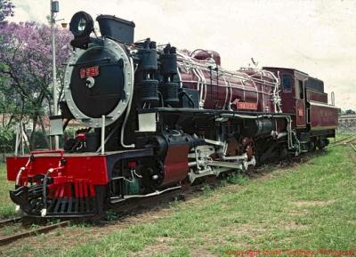 متحف نيروبى للسكك الحديديه
