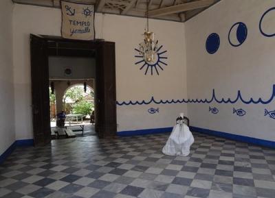 منزل معبد سانتيريا يمايا