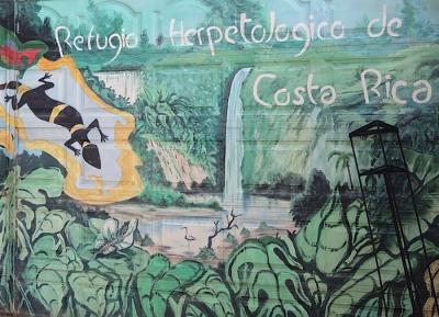 ملجأ هربتيكولوجي في كوستاريكا