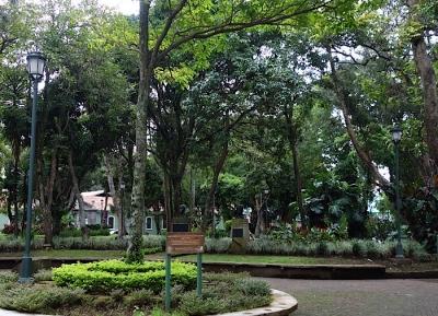 حديقة اسبانيا
