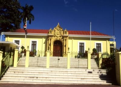 القصر الاصفر