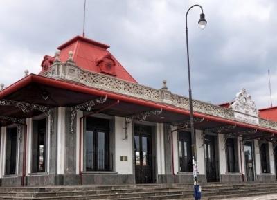 محطة سكة حديد كوستاريكا