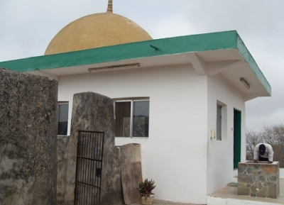 قبر النبي أيوب