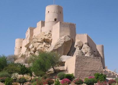 قلعة النخل