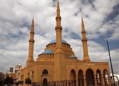 مسجد محمد الامين