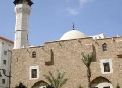 مسجد الأمير منذر (النافورة)
