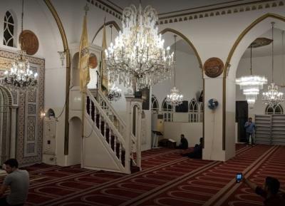 مسجد عين المريسة