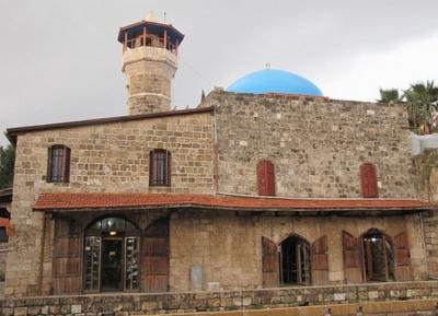 مسجد بيبلوس