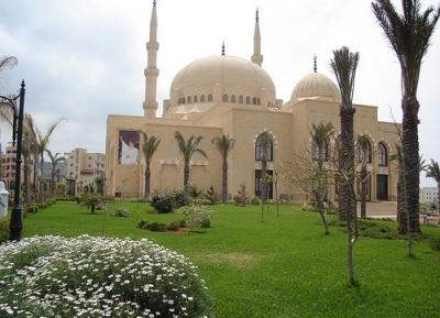 مسجد بهاء الدين الحريري