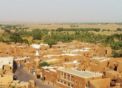 قرية اشيقر التراثية