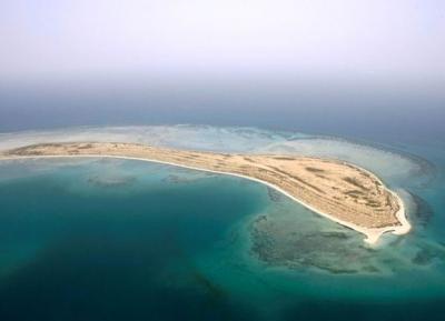 جزيرة آمنة