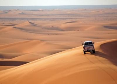 صحراء الدهناء