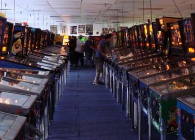 متحف ألعاب البين بول
