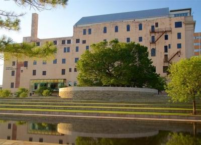 النصب التذكارى و متحف اوكلاهوما الوطنى