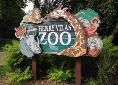 حديقة حيوان هنرى فيلاس