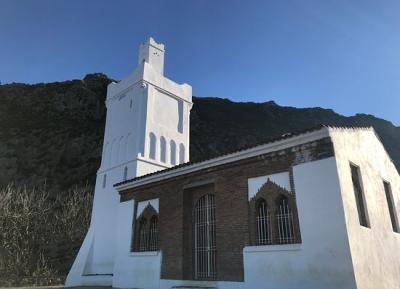 المسجد الاسباني