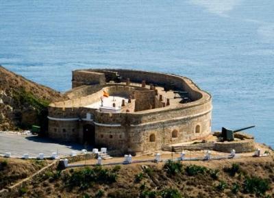 قلعة  ديسنارغادو