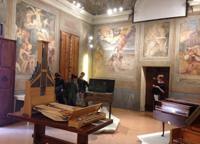 متحف سان كولومبانو - مجموعة تاغليافيني