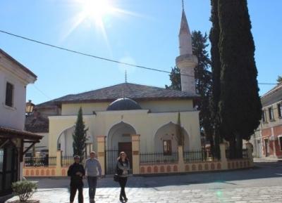 مسجد عثمان باشا