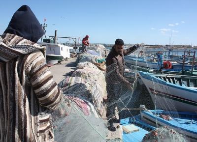 ميناء الصيد والمارينا