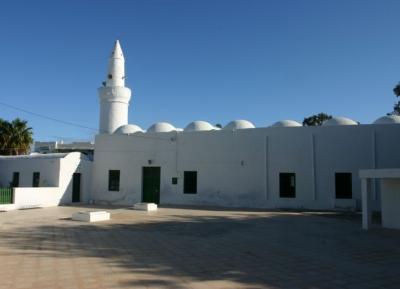 مسجد سيدي ابراهيم الجمني