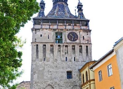 برج الساعه