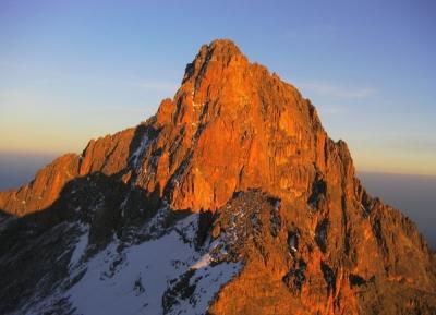 جبل كينيا