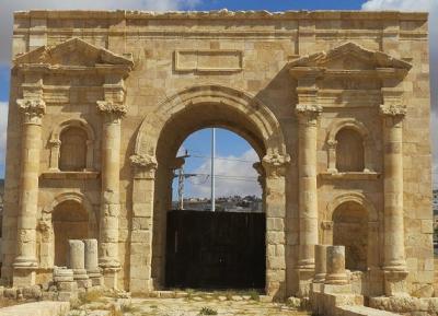 البوابة الشمالية