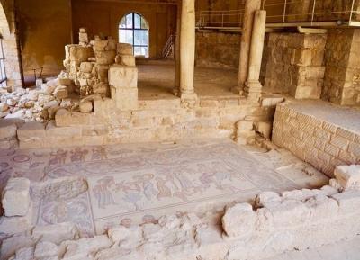 منتزه مادبا الأثري الأول