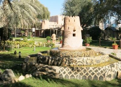 قرية التراث أبوظبي