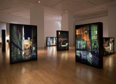 معرض NYUAD للفنون
