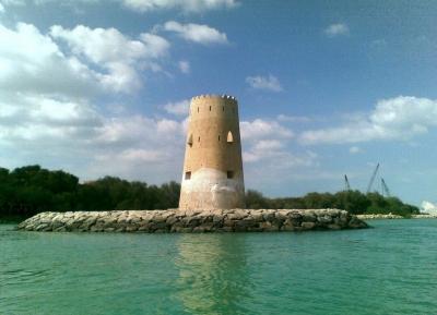 قلعة المقطع و برج المراقبة