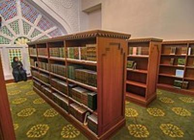 مكتبة مركز الشيخ زايد الكبير