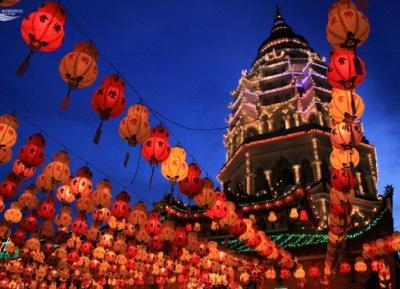 احتفال رأس السنة الصينية الجديدة